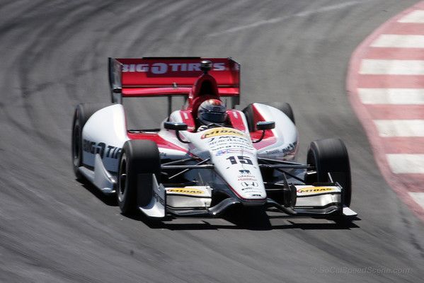 Grand Prix of Long Beach - Graham Rahal