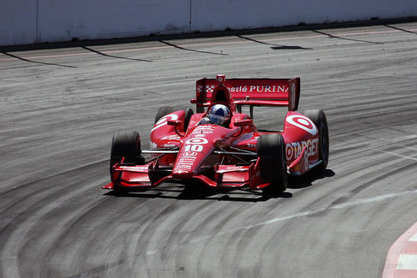 Grand Prix of Long Beach - Dario Franchitti