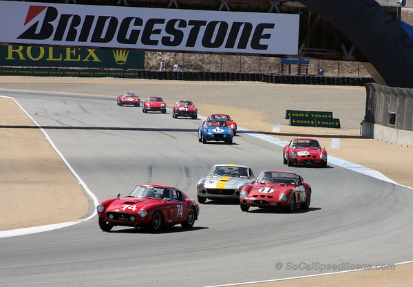 Monterey Motorsports Reunion